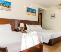Khách sạn mặt phố to Nguyễn Hoàng 85m2, 10 tầng, mt 4.5m, 24 tỷ, 20 phòng KD hiệu suất cao
