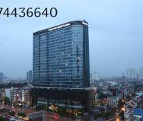 Cho thuê văn phòng cao cấp tại tòa nhà Eurowindow Multi Complex, Trần Duy Hưng,Cầu Giấy,  Hà Nội.