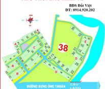 Cần bán lô đất 2MT khu Thời Báo Kinh Tế, Bưng Ông Thoàn, Phú Hữu, q9. 428m2, sổ đỏ