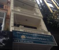 Bán nhà mặt đường Ngọc Thụy 73m, 4 tầng, mặt tiền 4m, giá 6.9 tỷ