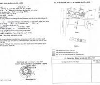 Nhà mặt tiền XVNT, P.25, Q. Bình Thạnh. 4,5x34m, DT 150m2, giá 12,6 tỷ. Ngay ngã ba XVNT và D5.