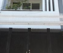Nhà 4,5x16m, đúc 3 tấm sân thượng, nội thất sang trọng, Hxh 6m 1 trục