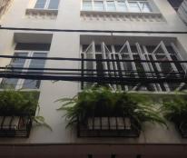 Bán nhà mặt ngõ 118 Hoàng Quốc Việt 60m, 8 tầng thang máy, mặt tiền 5m, giá 11.5 tỷ
