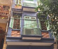 Bán nhà phố Kim Ngưu, Hai Bà Trưng, 54m2, 5 tầng, MT 4m, giá 6.1 tỷ