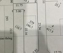 Bán Đất Mặt Tiền Hồ Tri Tân vị trí Kinh Doanh-Phường 10,Dt:5x14=70m,Giá:2.85ty