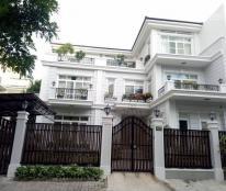 Cho thuê biệt thự đơn lập Nam Viên đường số 16, khu Nam Phú Mỹ Hưng 275m2, giá 60 tr/th