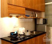 Cho thuê căn hộ An Phú, Hậu Giang, Q6, 55m2 máy lạnh, máy nước nóng 7,5 triệu / tháng