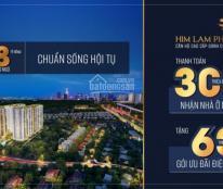 Căn hộ Him Lam Phú An liền kề Xa lộ Hà Nội, thanh toán 300tr nhận nhà ở ngay, tặng gói nội thất