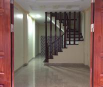 Bán nhà 43 Chùa Bộc, nhà mới, 43m, 4 tầng mặt tiền 4.7m