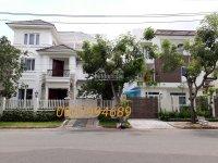 Cần cho thuê gấp biệt thự Nam Thông, Phú Mỹ Hưng. Nhà mới đẹp, nội thấ