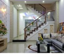 Bán nhà KDC Tên Lửa, gần siêu thị Aeon, 4x16m, nhà đẹp 4 tấm, 6.65 tỷ
