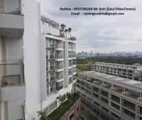 Bán nhanh căn hộ Sarica 111m2, lầu 7, view city.Căn góc đảm bảo đẹp nhất loại 2PN. LH 0905444490