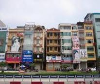 Cho thuê nhà mặt phố Trần Duy Hưng, S=105m*2, 4.5T, MT 6.8m. Lh 01629084485