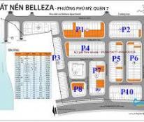 Bán lô đất Công Ích Quận 4 - DT 7x19m, đường 13m, giá 61tr/m2, khu CIQ4 gần Belleza LH Hoàng