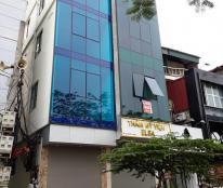 Bán nhà mặt phố Nguyễn Khang, 40m, 5 tầng, 12 tỷ