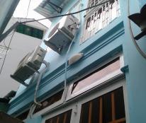 Bán nhà Thích Quảng Đức 59m2, Phú  Nhuận, Nở Hậu, 4.5 tỷ
