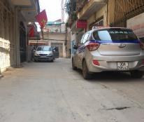 Bán nhà cấp 4 phân lô đường Kim Giang 40m2, mặt tiền 3.6m, ô tô 7 chỗ đỗ cửa, 2.2 tỷ.