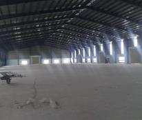 Cho thuê nhà xưởng tại Ninh Bình, Yên Mô, 2950m2 đến 9000m2 mới đẹp, điện 900KVA
