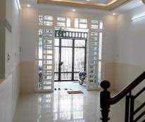 Hẻm 6m ôtô vào nhà, Phan Huy Ích, nhà mới đẹp hiện đại 4.1x17, Giá chỉ 5 tỷ.