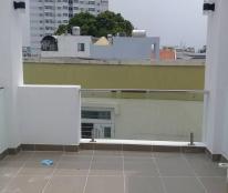 Bán nhà Lê Quang Định Bình Thạnh, 41m2, 4 tầng, sổ nở hậu, 5.35 tỷ.