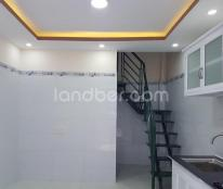 Bán nhà gần 2 tỷ trung tâm Q1 (233/61B1 Võ Văn Kiệt)
