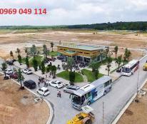 Bán Đất Nền Dự án khu đô thị Mega City ngay trung tâm thị xã Bến Cát  Giá chỉ: 600 triệu /nền