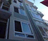 Bán nhà ngõ vip Nguyễn Khang 6 tầng cho thuê 38tr. Giá 6,5 tỷ.