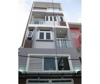 Bán gấp nhà HXH Quận Tân Bình 6x6,5m 4 lầu 5,1 tỷ.