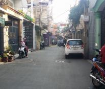 Nhà bán hẻm 8m đường Nguyễn Văn Trỗi, Q. Phú Nhuận, DT: 8x30m, giá 24 tỷ, tiện xây 1 hầm 5 lầu