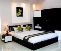 Cho thuê khách sạn, Phú Mỹ Hưng, 28 PN, 28 toilet, DT 11x18,5m, đường lớn 19m, căn góc 2 MT
