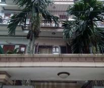 Bán nhà Nguyễn Khánh Toàn, quận Cầu Giấy, BĐS có dòng tiền đều 40tr/th chỉ 95tr/m2