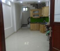 Bán nhà mới Võng Thị 5 tầng x 35m2. Gần hồ Tây, ngõ rộng 2,5m. Giá 3,65 tỷ