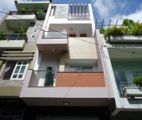 Cần tiền bán gấp nhà HXH, cách Nguyễn Văn Trỗi 30m, 8.7 tỷ, 5*10m, nhà xây rất đẹp vô ở ngay