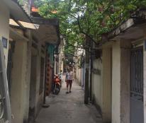 Bán nhà mặt ngõ Yên Lãng, đường oto, diện tích 52m