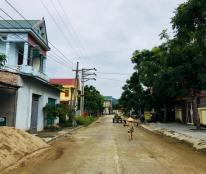 Cần tiền Bán Đất mặt tiền Đường Mười chỉ 3.5tr/m2 vào trung tâm xã Quý Lộc