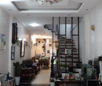 Bán nhà ngõ 266 Đội Cấn, Ba Đình, DT 46m2, 5 tầng, mới, giá chỉ 4,5 tỷ