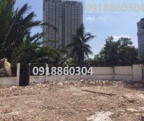 Cho thuê đất mặt tiền đường Nguyễn Ư Dĩ, Thảo Điền, Q2, 400m2, giá 40 triệu/tháng. LH 0918860304