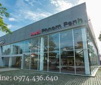 Cho thuê văn phòng giá rẻ chỉ từ 6$/m2 tại tòa nhà AUDI số 8 Phạm Hùng - Cầu Giấy - Hà Nội
