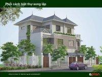 Bán đất liền kề biệt thự khu nhà ở Minh Giang Đầm Và, giá cực rẻ