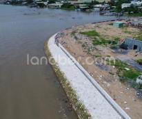 Nhà phố đẹp ven sông trung tâm tp Logn Xuyên, LH 0907744102