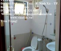 Cho thuê căn hộ Cát Tường CT2 tại khu trung tâm thành phố Bắc Ninh