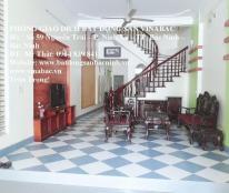 Cho thuê nhà 5 phòng ngủ mặt Bình Than, khu Đại Phúc, TP.Bắc Ninh