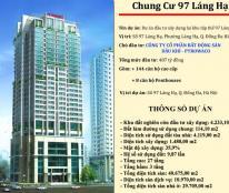 Bán sàn thương mại tầng 1, 2,3,5,8 tòa Petrowaco 97- 99 Láng Hạ, 1000m2, hot nhất thị trường