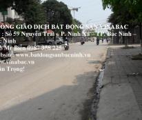 Cho thuê tầng 1 mặt Nguyễn Cao, Ninh Xá, TP.Bắc Ninh