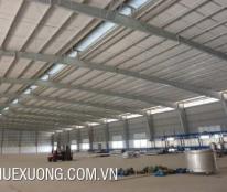 Cho thuê kho, nhà xưởng, đất tại Hoài Đức, Hà Nội, diện tích 850m2, giá 60 nghìn/m2/tháng