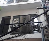 Bán nhà phân lô ngõ phố Hoàng Hoa Thám, Hà Nội. DT 40 m2, 5 tầng, giá 3,85 tỷ