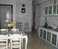 Cần cho thuê gấp căn hộ 44 Đặng Văn Ngữ, Q. Phú Nhuận, DT: 74m2, 2PN, 2WC, nhà mới đẹp