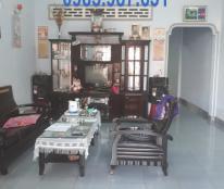 Bán nhà thổ cư 100% hẻm Phạm Hùng, 4,7*23m, 1 tỷ 600tr, gần Vinasme