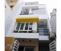 Bán gấp nhà hẻm ô tô, Phạm Văn Đồng, 4.6x9m, 6.6 tỷ, tặng nội thất cao cấp
