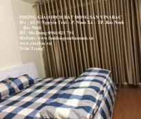 Cho thuê chung cư thương mại Viglacera tại trung tâm TP.Bắc Ninh